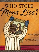 Book, Who Stole Mona Lisa in  Brookline, MA
